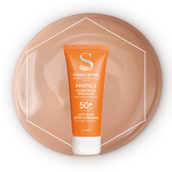 PHOTO-3 - Light beige tinted sunscreen SPF50+